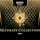 2020-21 Ultimate Collection Hockey Cards