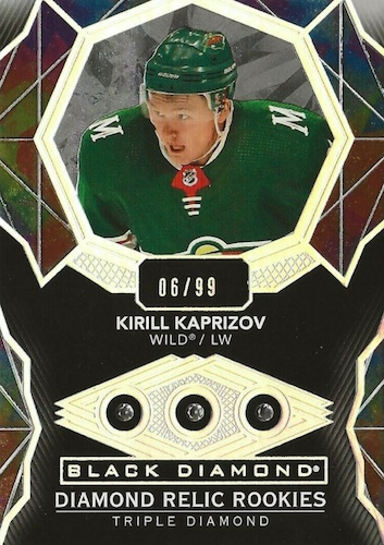 Top Kirill Kaprizov Rookie Cards to Collect 5