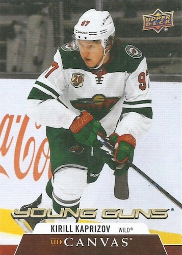 Top Kirill Kaprizov Rookie Cards to Collect 3