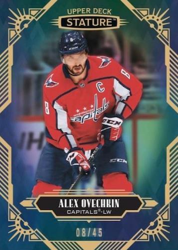 2020-21 Upper Deck Stature Hockey Cards 1