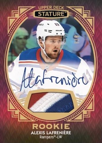 2020-21 Upper Deck Stature Hockey Cards 5