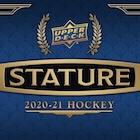 2020-21 Upper Deck Stature Hockey Cards