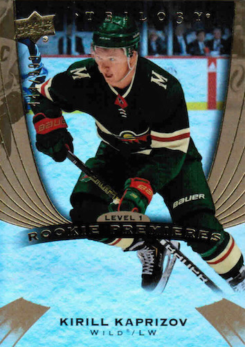 Top Kirill Kaprizov Rookie Cards to Collect 9