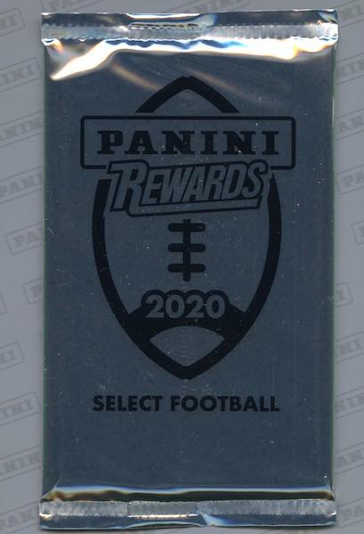 2020 Panini Select Football Cards 7