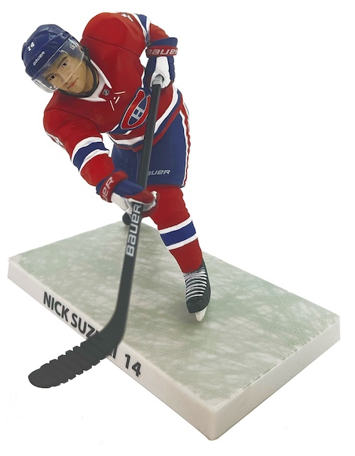 2021-22 Imports Dragon NHL Hockey Figures Checklist and Gallery 6