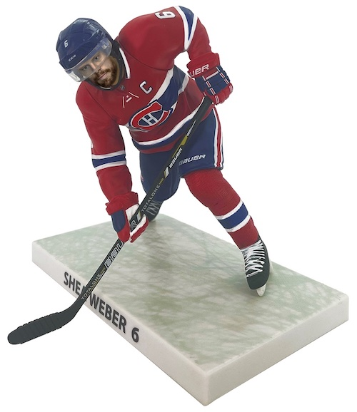 2021-22 Imports Dragon NHL Hockey Figures Checklist and Gallery 9