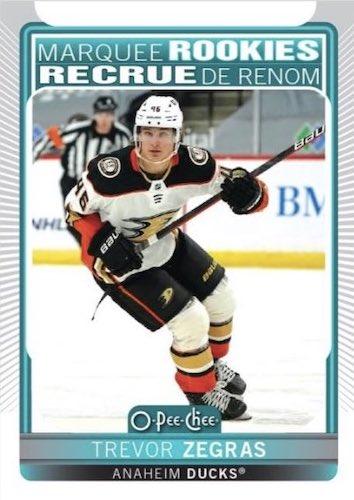 2021-22 O-Pee-Chee Hockey Cards 1