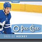 2021-22 O-Pee-Chee Hockey Cards