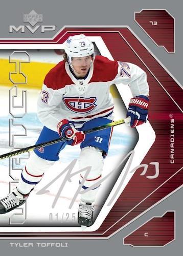 2021-22 Upper Deck MVP Hockey Cards 6