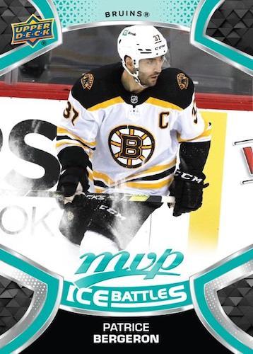 2021-22 Upper Deck MVP Hockey Cards 2