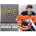 2021-22 Upper Deck Series 1 Hockey Cards - Delayed