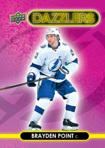 2021-22 Upper Deck Series 1 Hockey Cards - Early images 8