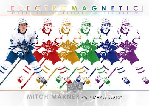 2021-22 Upper Deck Series 1 Hockey Cards - Early images 5