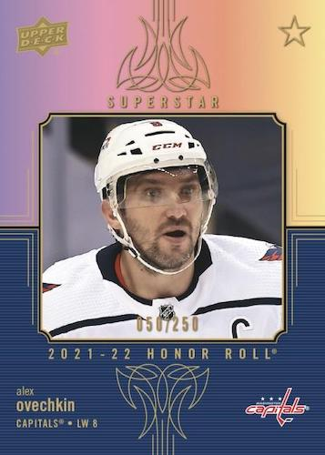 2021-22 Upper Deck Series 1 Hockey Cards - Early images 6