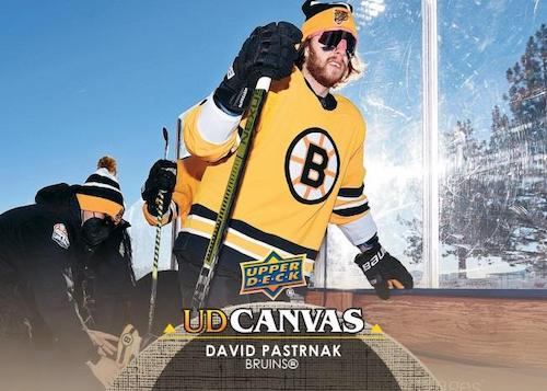 2021-22 Upper Deck Series 1 Hockey Cards - Early images 4