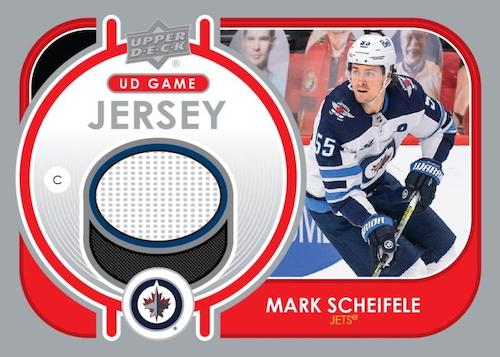 2021-22 Upper Deck Series 1 Hockey Cards - Early images 9