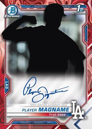 2021 Bowman Draft Baseball Cards - Asia Box 7