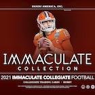 2021 Panini Immaculate Collegiate Football