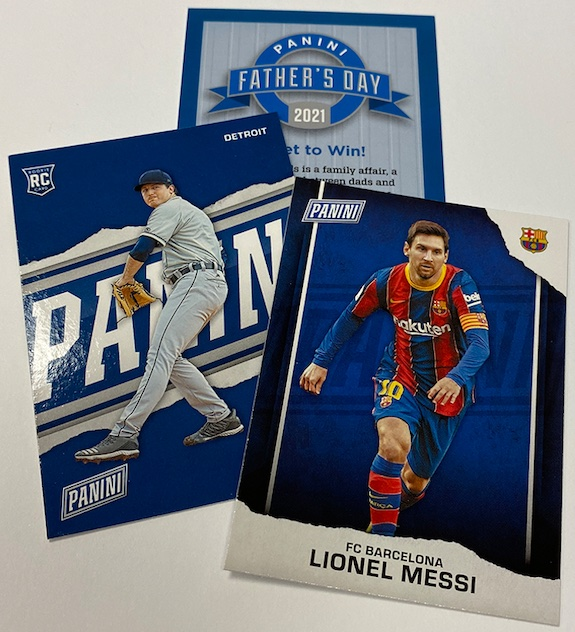2021 Panini Father's Day Multi-Sport Trading Cards 2