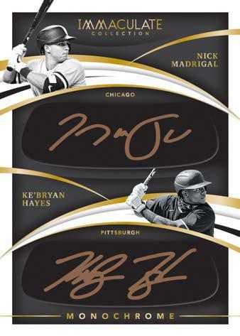 2021 Panini Immaculate Collection Baseball Cards 6