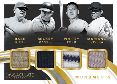 2021 Panini Immaculate Collection Baseball Cards 9
