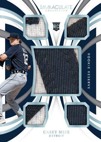2021 Panini Immaculate Collection Baseball Cards 7