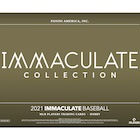 2021 Panini Immaculate Collection Baseball Cards