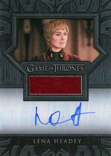 2021 Rittenhouse Game of Thrones Iron Anniversary Series 1 Trading Cards 6