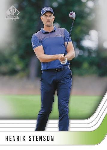 2021 SP Authentic Golf Cards - Updated Details 3