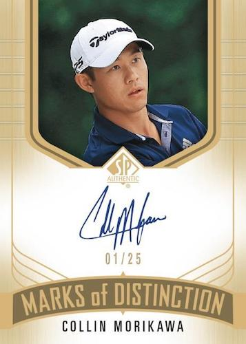 2021 SP Authentic Golf Cards - Updated Details 7