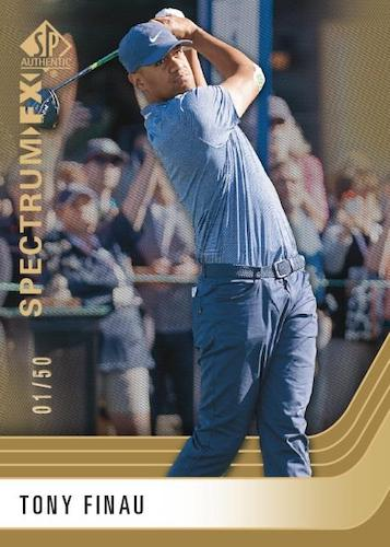 2021 SP Authentic Golf Cards - Updated Details 12