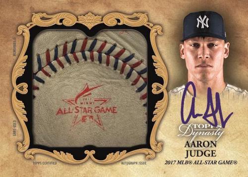 2021 Topps Dynasty Baseball Cards 4