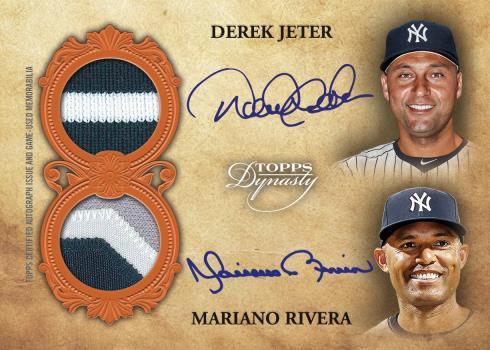 2021 Topps Dynasty Baseball Cards 3