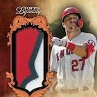2021 Topps Dynasty Baseball Cards