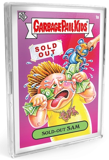 2021 Topps Garbage Pail Kids Exclusive Trading Cards Checklist - ComplexLand 1