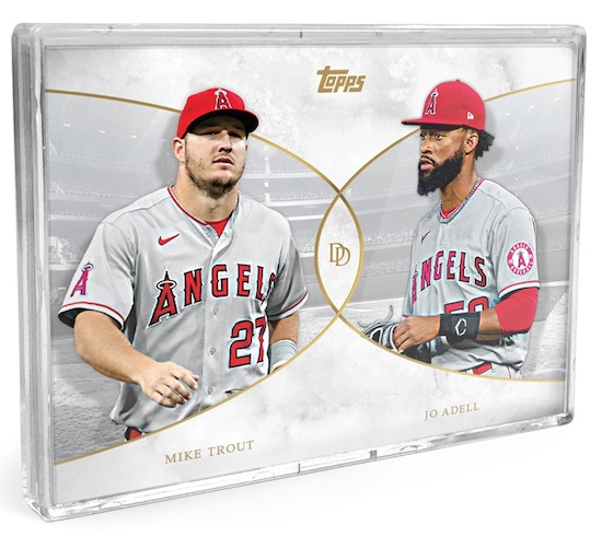 2021 Topps On Demand Set Trading Cards - Set 3 Dynamic Duals MLB 1
