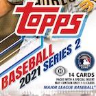 2021 Topps Series 2 Baseball Cards