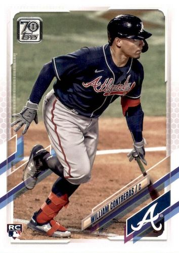 2021 Topps Series 2 Baseball Variations Checklist and Gallery 30