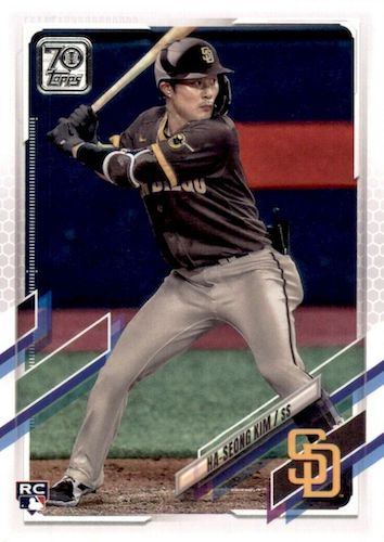 2021 Topps Series 2 Baseball Variations Checklist and Gallery 34