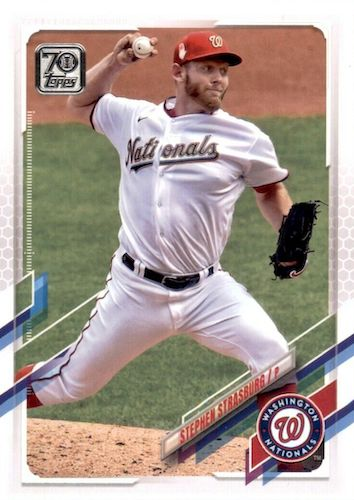 2021 Topps Series 2 Baseball Variations Checklist and Gallery 37