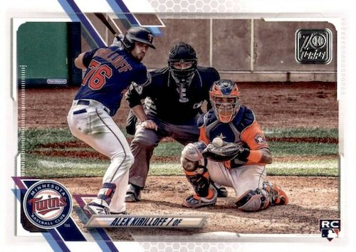 Top 2021 MLB Rookie Cards Guide and Baseball Rookie Card Hot List 5