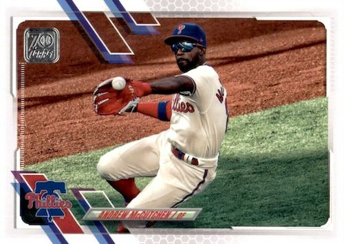 2021 Topps Series 2 Baseball Variations Checklist and Gallery 55