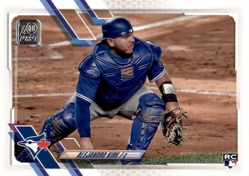 2021 Topps Series 2 Baseball Variations Checklist and Gallery 110