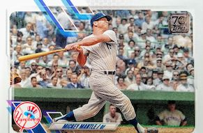 2021 Topps Series 2 Baseball Variations Checklist and Gallery