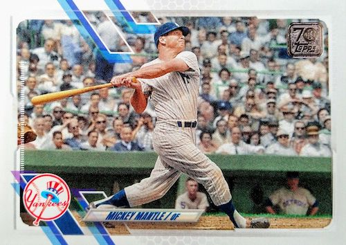 2021 Topps Series 2 Baseball Variations Checklist and Gallery 2