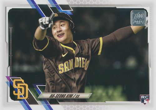 2021 Topps Series 2 Baseball Variations Checklist and Gallery 36