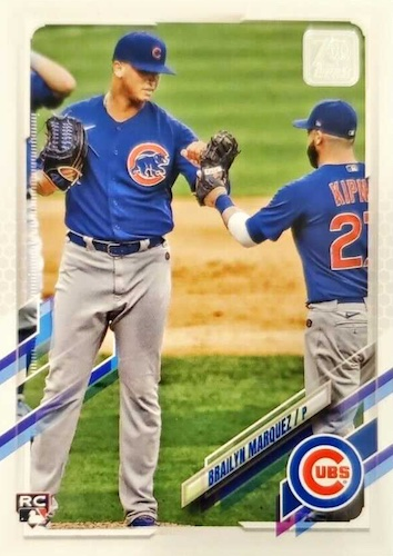2021 Topps Series 2 Baseball Variations Checklist and Gallery 41