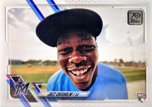 2021 Topps Series 2 Baseball Variations Checklist and Gallery 104