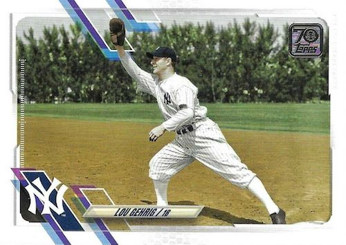 2021 Topps Series 2 Baseball Variations Checklist and Gallery 97