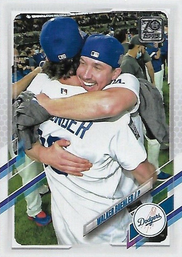 2021 Topps Series 2 Baseball Variations Checklist and Gallery 71